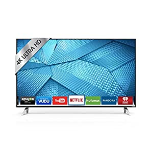 VIZIO M50-C1 50-Inch 4K Ultra HD Smart LED TV (2015 Model)