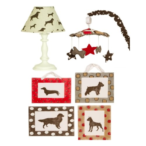Cotton Tale Designs Houndstooth Decor Kit
