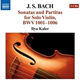 Six Sonatas & Partitas for Solo Violin Bwv 1001