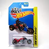 Blastous '14 Hot Wheels 128/250 (Red) Vehicle