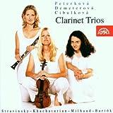 クラリネットが大活躍!という室内楽アルバム [Import](20th Century Clarinet Trios)