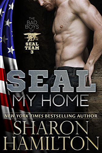 A round of applause for KND brand new Romance of The Week! Sharon Hamilton's super steamy military romance SEAL My Home