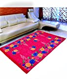 Warmland Washable Premium Carpet Rugs (anti allergic)- (5X7) Feet