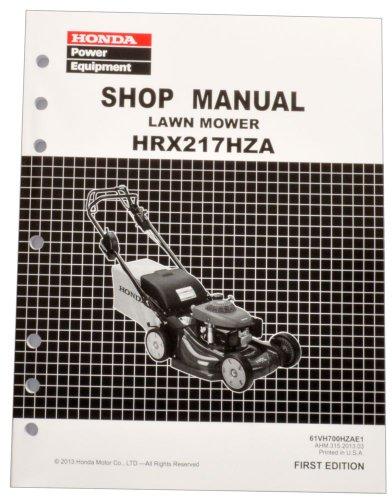 honda hrx217 hza lawn mower service repair shop manual rodkellerwarran rh sites google com honda hrx217 lawn mower service manual Honda HRX