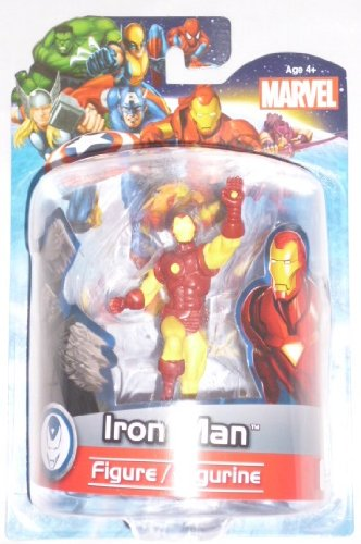 Marvel Iron Man Figure - 4 Inch Figure (BT152) [Toy]