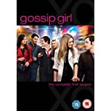 "Gossip Girl - Season 1 [UK Import]von ""CECILY VON ZIEGESAR"""
