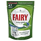 Fairy Ultra Power All in One Original Dishwasher 47 Tablets (Pack of 4)