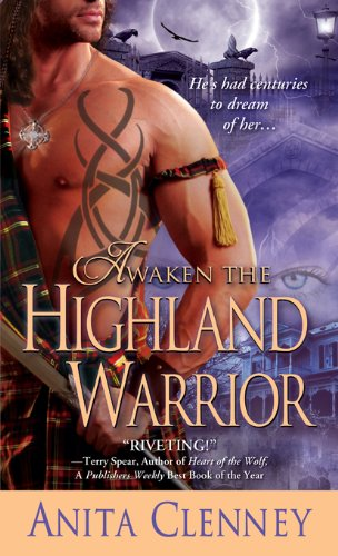 Awaken the Highland Warrior Book Cover