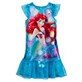 Disney Little Mermaid Princess Ariel Girls Nightgown (6)