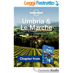 Lonely Planet Umbria & Le Marche: Chapter from Italy Travel Guide