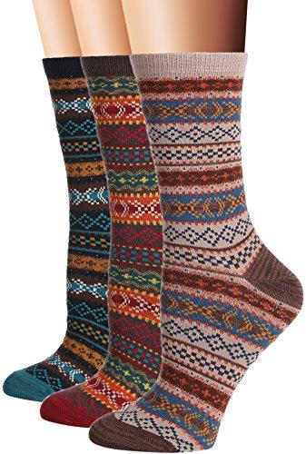 Buy Vintage Style Crew Socks Now!