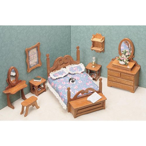 514nviYJmiL Cheap Buy  The Bedroom Doll House Furniture Kit Corona Concepts