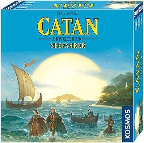 Kosmos–Catan–Marin, nouvelle édition