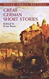 Image of Great German Short Stories (Dover Thrift Editions)