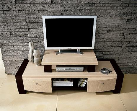 Image of Contemporary Italian TV Stand (B005EV3R2S)