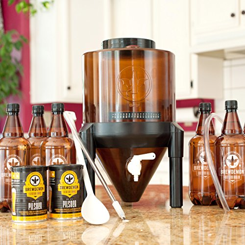 BrewDemon Signature Beer Kit (Beer Making Spoon compare prices)
