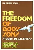 The Freedom of Gods Sons: Studies in Galatians (New Testament Studies)