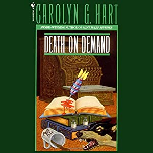 Death on Demand Audiobook