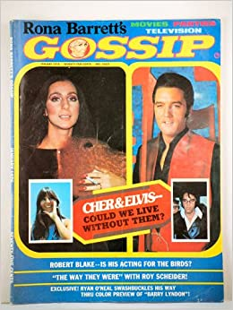 Rona Barrett's Gossip October 1979 Sheen Stallone Streisand John Belushi Lucy