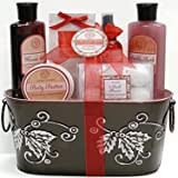 Aquaterra - Sugared Cranberry Bath and Body Spa Gift Set