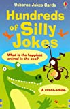 img - for Hundreds of Silly Jokes (Activity Cards) book / textbook / text book