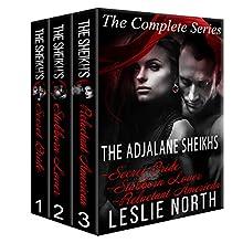 The Adjalane Sheikhs: The Complete Series Box Set | Livre audio Auteur(s) : Leslie North Narrateur(s) : Nicholas Thurkettle