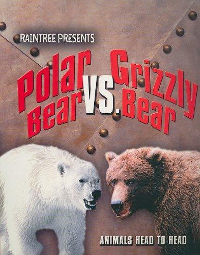Polar Bear vs. Grizzly Bear (Animals Head to