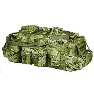 Voodoo Tactical Mojo Load-Out Bag 15-9685 Large Bail Out Bag Multicam Camo by VooDoo Tactical