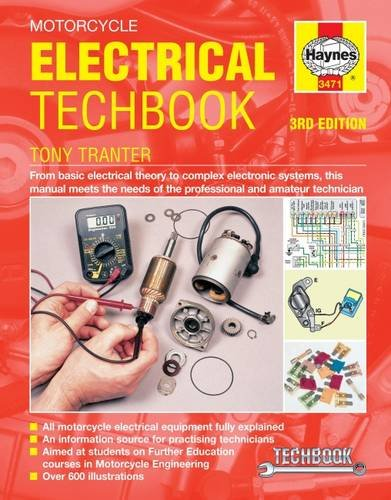 Motorcycle Electrical Techbook (Cycle Electrical compare prices)