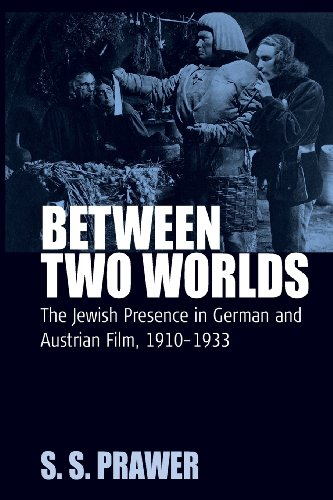 Between Two Worlds: Jewish Presences in German and Austrian Film, 1910 - 1933 (Film Europa)