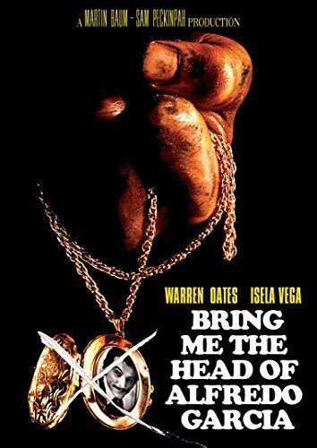 DVD : Bring Me the Head of Alfredo Garcia (England - Import)