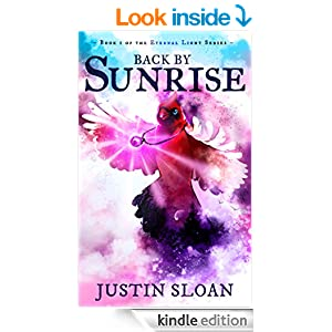 back by sunrise book cover