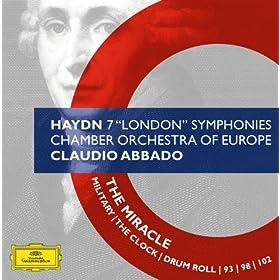 """Symphony In G, H.I No.100 - """"Military"""" - 1. Adagio - Allegro"""
