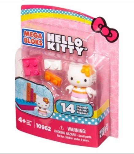 Mega Bloks Hello Kitty Boat Playset 10962 - 1