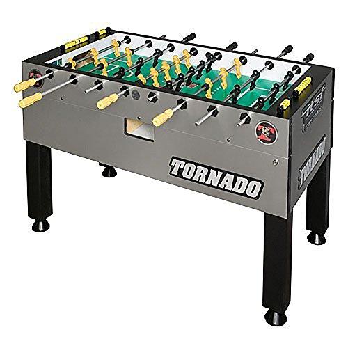Tornado-T-3000-Coin-Foosball-Table-Three-Goalies
