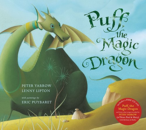 puff-the-magic-dragon-book-and-cd-pack