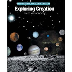 Exploring Creation With Astronomy (Young Explorers)