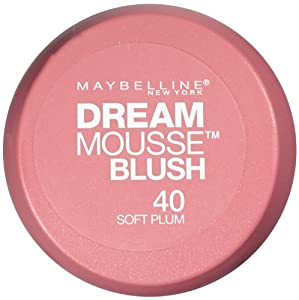 Maybelline Dream Mousse Blush - Soft plum