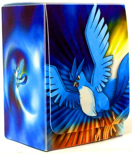 Pokemon Ultra Pro Card Game Supplies Articuno Deck Box
