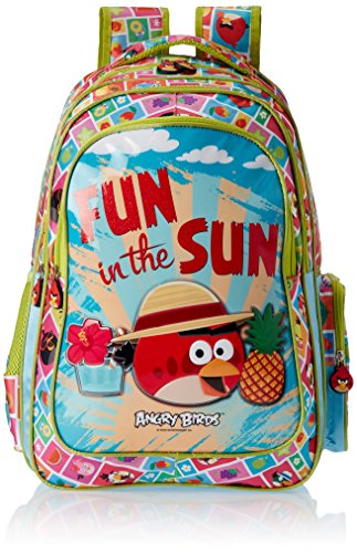 Angry-Birds-Green-Childrens-Backpack-EI-AB0077