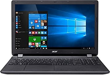 Acer Aspire ES1-572 (UN.GKQSI.003) Core i3 6th Gen - 6006U / 4 GB / 500GB HDD /15.6 inch Led Display / Linux / Midnight Black