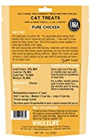 Whole Life Pet Freeze Dried Cat Treats, Chicken Breast, 1-Ounce