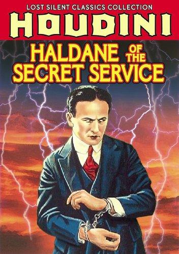 Haldane of the Secret Service [DVD] [1923] [Region 1] [US Import] [NTSC]