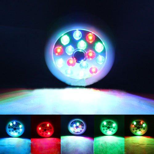 Rextin Auto 15-Led Sound/Music Sensor Detector Wireless Light