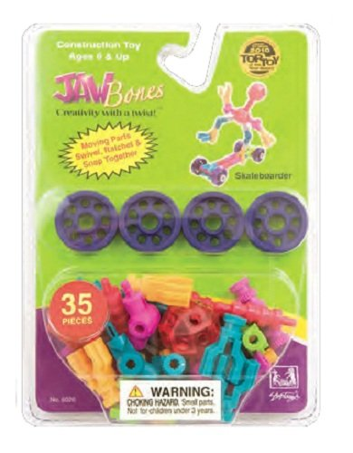 Jawbones - Skateboarder - 35 Piece Set - 1