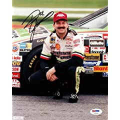 Dale Jarrett Autographed Signed 8x10 Photo PSA DNA #u93954 by Hollywood Collectibles