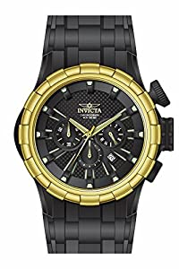 Invicta Men's 16976 I-Force Quartz Multifunction Black Dial Watch