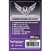 Purple Label: Standard USA Game Size Sleeves (100) 56mmx87mm