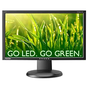 ViewSonic VG2428WM-LED 24-Inch Screen LED-lit Monitor