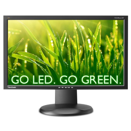 ViewSonic VG2428WM-LED 24-Inch Screen LED-lit